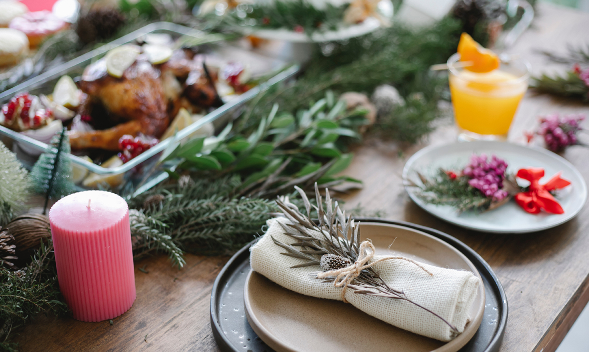 Eco Friendly Christmas – Sustainable Ideas From Cooking to Christmas Crackers